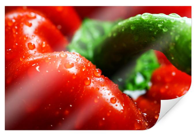 Poster Fresh Pepper