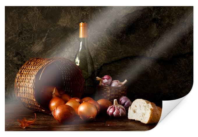 Posters Laercio - Onion Basket