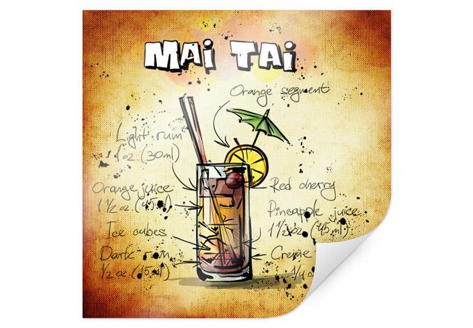 PosterMai Tai - Recipe