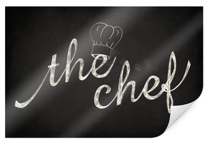 Poster The Chef