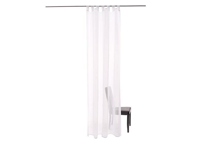 homing schlaufenschal barletta wei 5502 03 wall. Black Bedroom Furniture Sets. Home Design Ideas