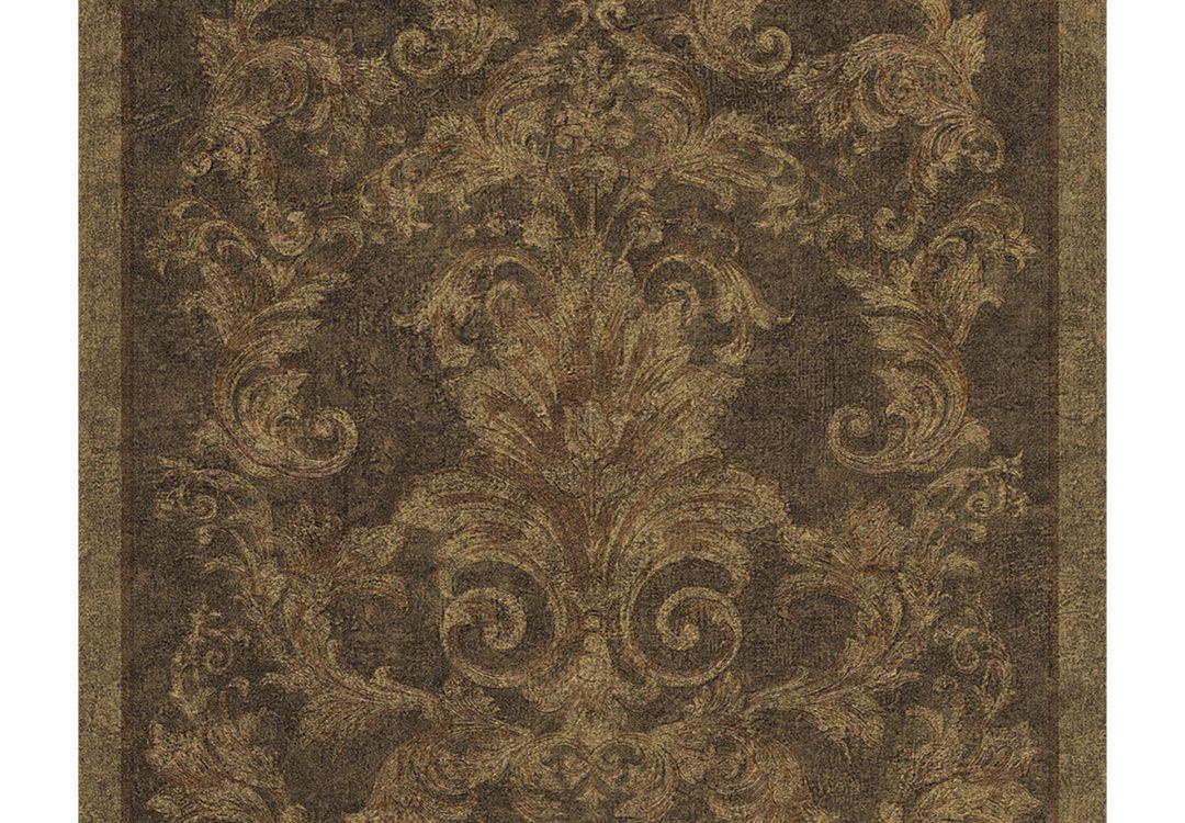 versace home mustertapete tapete pompei 962161 braun metallic schwarz wall. Black Bedroom Furniture Sets. Home Design Ideas