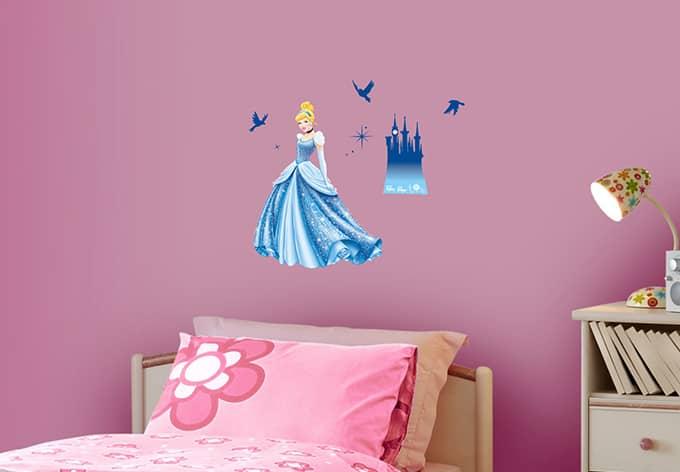 Wandsticker disney princess dream 14016h wall - Wandsticker disney ...