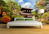 Fototapeten - Fototapete Japanischer Tempel 2