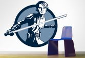 Wandtattoo - Wandtattoo Clone Wars Anakin Skywalker 01 20x15cm