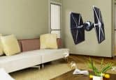 Wandtattoo - TIE Fighter 20x22cm