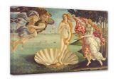 Leinwandbilder - Leinwandbild Botticelli - Geburt der Venus 60x40 cm