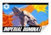 Wallprints - Wallprint W - AT-Walker Imperial Domination