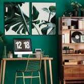 Posterset incl. frames - Monstera