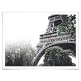 Poster Nebel in Paris
