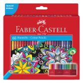 Faber-Castell - Set 60 pastelli