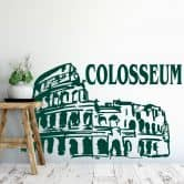 Muursticker Colosseum