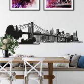 New York Skyline 3 Wall sticker