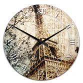 Wanduhr Nostalgic Paris