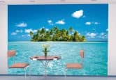 Dreams on the Maldives - Photo Wallpaper