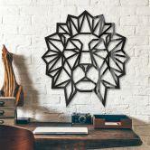 Origami Lion – Acrylic Glass