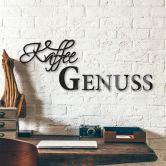 Acrylbuchstaben Kaffee Genuss