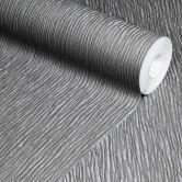 Anaglypta® Vynaglypta Black Shadow Vinyltapete Strukturtapete grau, schwarz