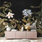 Architects Paper Fototapete Atelier 47 Botanic Sketch Blumen