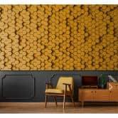 Livingwalls Fototapete Walls by Patel 2 honeycomb 1