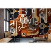 Livingwalls Fototapete Walls by Patel 2 Wall of Sound1