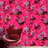Livingwalls Fototapete Walls by Patel 2 wild roses 3
