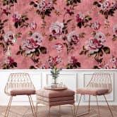 Livingwalls Fototapete Walls by Patel 2 wild roses 4