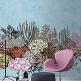 Livingwalls Fototapete Walls by Patel 2 octopus´s garden 1