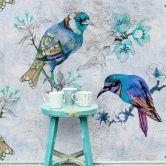 Livingwalls Fototapete Walls by Patel 2 love birds 1
