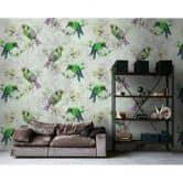 Livingwalls Fototapete Walls by Patel 2 love birds 2