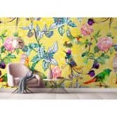 Livingwalls Fototapete Walls by Patel exotic mosaic 1