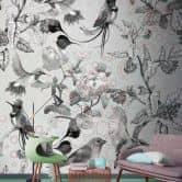 Livingwalls Photo Wallpaper Walls by Patel exotic mosaic 4