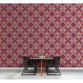 Livingwalls Fototapete Walls by Patel tangerine 4