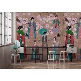 Livingwalls Fototapete Walls by Patel kimono 2