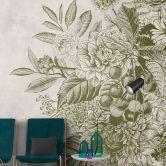 Livingwalls Fototapete Walls by Patel greenery 2