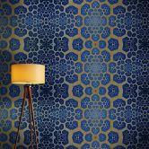 Livingwalls Fototapete Walls by Patel fractal 2