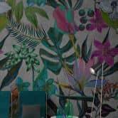 Livingwalls Fototapete Walls by Patel exotic night 1