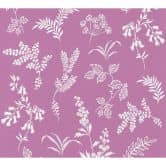 A.S. Création Papiertapete Flavour Tapete  lila, weiß