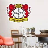 Wandtattoo Bayer 04 Leverkusen Logo
