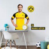 Wandsticker BVB Götze Portrait 2018
