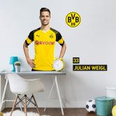 Wandsticker BVB Weigl Portrait 2018