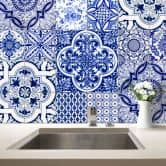 Adesivi per piastrelle - Azulejos