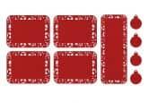 Filz-Set Tischdeko (9-teilig)