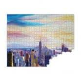 Fotopuzzle Bleichner - Blick über New York City