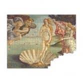 Fotopuzzle Botticelli - Geburt der Venus