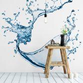 Fototapete Splash - 240x260 cm
