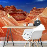 Fototapete The Wave in Arizona - 384x260 cm