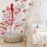 Papier Peint Photo Oiseau du Paradis