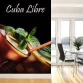 Fototapete Cuba Libre
