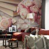 Pink Roses - Photo Wallpaper